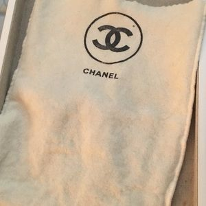 Authentic Chanel 1987 dust cover